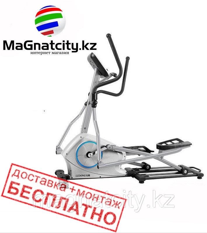 Эллиптический магнитный тренажер FE12, шаг 43 см. (до150кг)