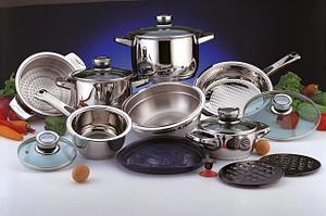 Посуда для приготовление пищи