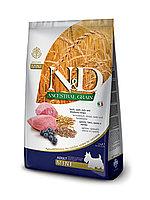 Farmina N&D Сухой корм для собак мелких пород с ягненком, 800 гр