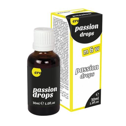 Возбуждающие капли Passion Drops для двоих 30 мл