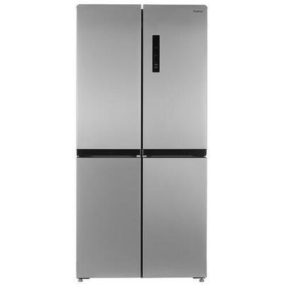 Холодильник многодверный Бирюса CD 466 I серебристый