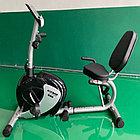 Горизонтальный Велотренажер магнитный R4, фото 2