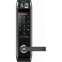 Врезной замок UNICOR FRANK 9000 биометрический