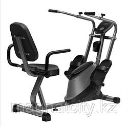 Реабилитационный горизонтальный велотренажер электрический (для рук и ног) YD798