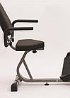 Реабилитационный горизонтальный велотренажер электрический (для рук и ног) YD798, фото 6