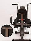 Реабилитационный горизонтальный велотренажер электрический (для рук и ног) YD798, фото 5