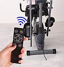 Реабилитационный горизонтальный велотренажер электрический (для рук и ног) YD798, фото 9