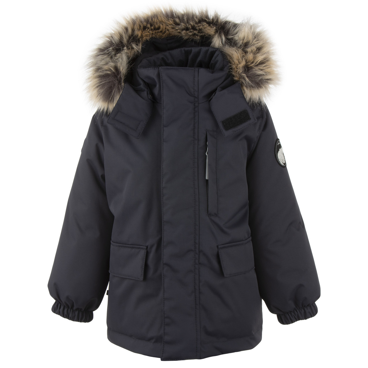 Куртка-парка для мальчиков Kerry SNOW
