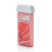 Italwax «Роза» воск в картридже для депиляции 100 мл.