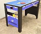 Игровой стол 2в1 (Аэрохоккей, теннисный стол), фото 4