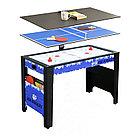 Игровой стол 2в1 (Аэрохоккей, теннисный стол), фото 2