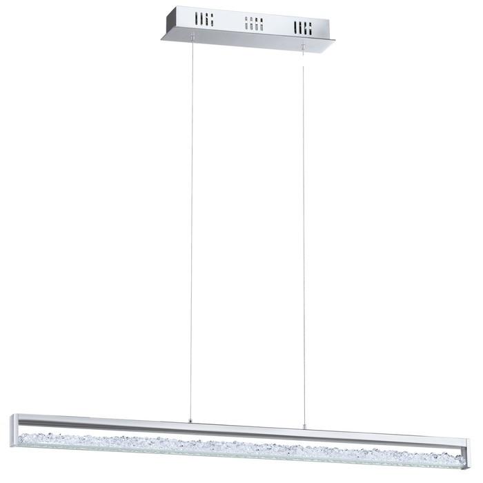 Светильник CARDITO 6x6Вт LED хром 100x100x110см