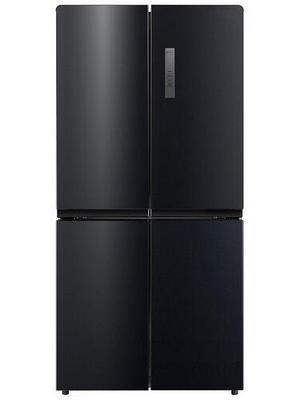Холодильник многодверный Winia RMM700BSW черный