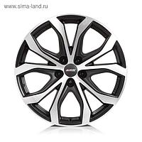 Диск литой Alutec W10X 8,0x18 5x150 ET51 d110,1 Racing Black Front Polished