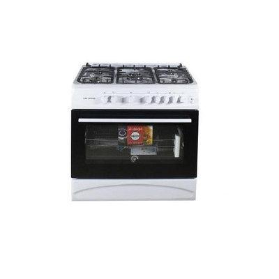 Кухонная плита MILANO ML80G5/01 (55х80) стальная 4590