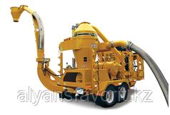 Пневмоперегружатели Ultra-Vac / дизельный двигатель