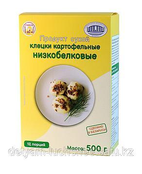 """Продукт сухой """"Клёцки картофельные низкобелковые"""", 500 г."""