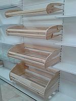 Корзина хлебная деревянная в Астане