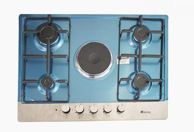Настольная плита IDEAL 22310-N 70х60 INOX