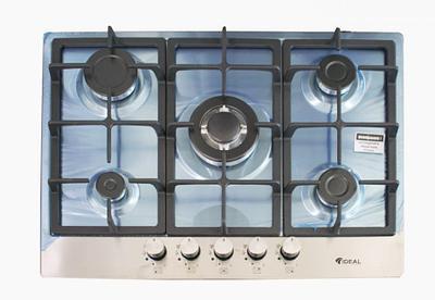 Настольная плита IDEAL 22380-DN 70х60 INOX