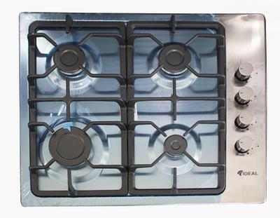 Настольная плита IDEAL 31220-DN 60х60 INOX