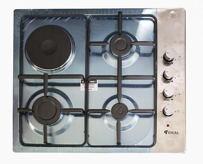 Настольная плита IDEAL 38210-N 60х60 INOX