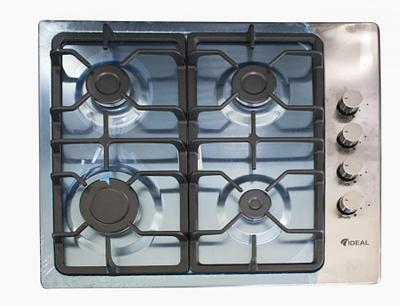Настольная плита IDEAL 38220-N 60х60 INOX