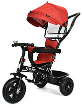 Трехколесный велосипед Tomix Baby Trike, красный