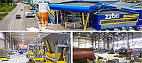 Сегодня ZZBO является ведущим производителем бетонного и асфальтового оборудования.