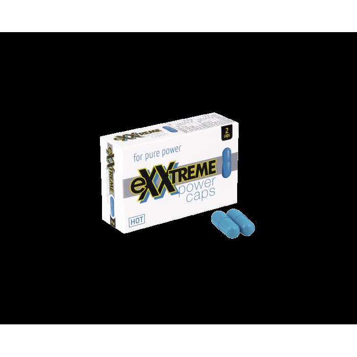 Возбуждающие капсулы eXXtreme для мужчин 2 капсулы