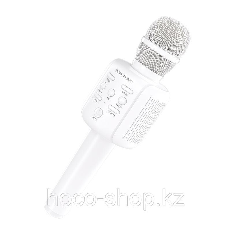 Микрофон Borofone BF1 Rhyme белый