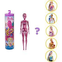 Барби сюрприз кукла Barbie color reveal 1 Волна