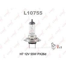 Лампа LYNX H7 12V 55W PX26d
