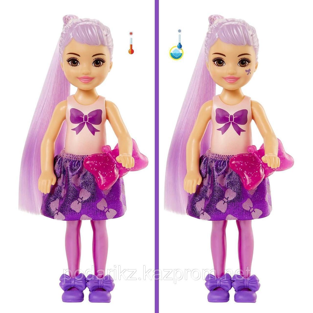 Набор Barbie Челси В1 кукла+аксессуары в непрозрачной упаковке (Сюрприз) - фото 3