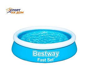 Круглый бассейн Bestway 57392 (Габариты: 183*51 см)