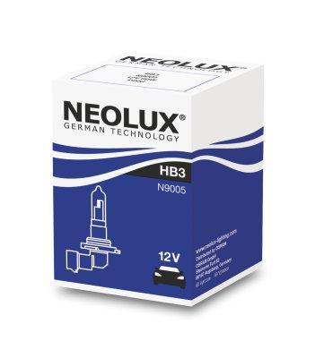 Лампа NEOLUX HB3 60W Standart