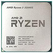 Процессор CPU AMD Ryzen 3 3200GE