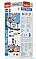 Семейный Бассейн каркасный детский INTEX и BESTWAY 366х76 см с фильтр-насосом / KASPI RED, фото 5
