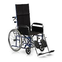 Коляска инвалидная H008, Пневмошины