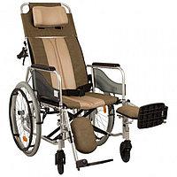 Коляска инвалидная AH008, Пневмошины