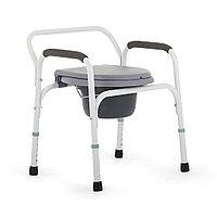 Клозетный стул Н020В, 7 уровней настройки по высоте