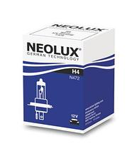 Лампа NEOLUX H4 (60/55W на 50% больше света на дороге)