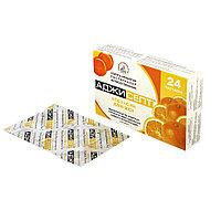 Аджисепт® со вкусом апельсина №24