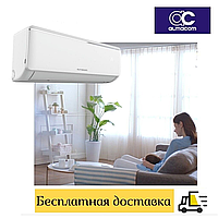 Кондиционер Almacom ACH-09AS (медная инсталляция) 20-25 м2
