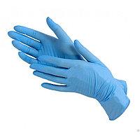Перчатки нитриловые, неопудренные, нестерильные, S, M, L