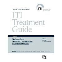 Биологические и технические осложнения имплантологического лечения: Руководство по имплантологии. ITI том 8.