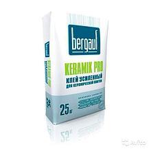 Клей усиленный для керамической плитки Bergauf Keramik Pro 25 кг