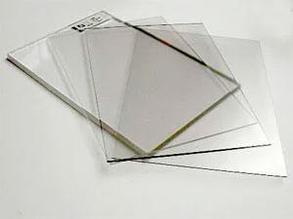 Монолитный поликарбонат прозрачный Woggel 2050х3050x 5 мм
