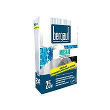 Клей для мозаики и прозрачной плитки Bergauf MOSAIK, 25 кг