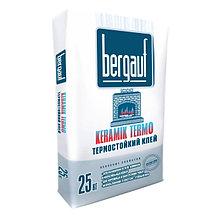 Термостойкий клей Bergauf KERAMIK TERMO, 25 кг